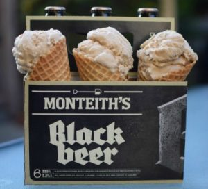 beer ice cream