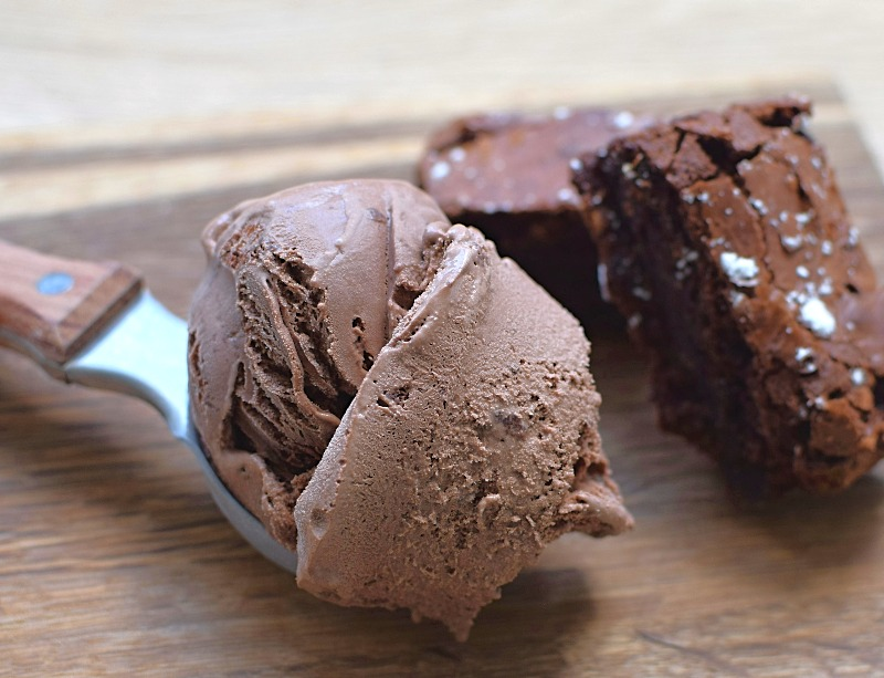 brownie ice cream