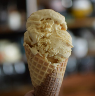 peanut butter ice cream recipe