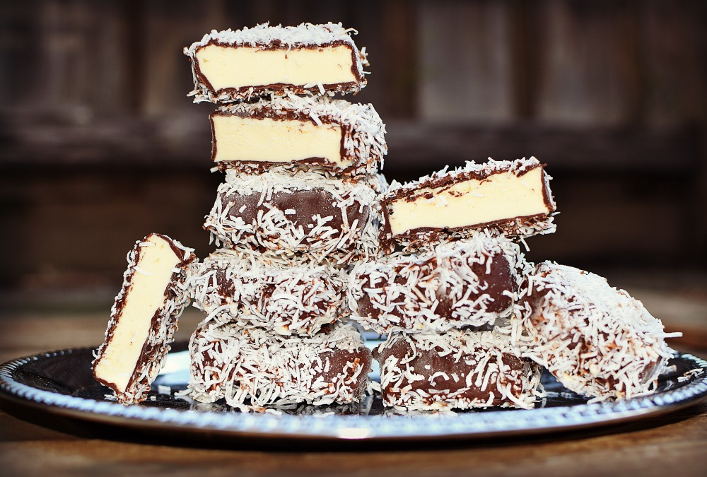 Lamington Ice Cream Recipe
