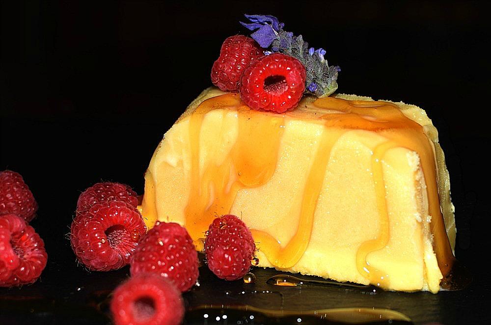 Milk and Honey Parfait