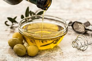 best olive oil for ice cream