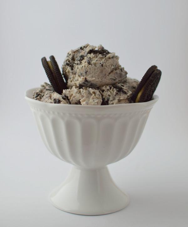 Cookies and Cream Ice Cream Recipe