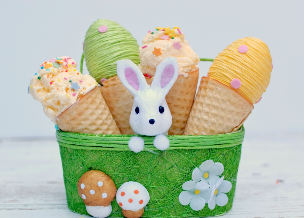 Easter Ice Cream