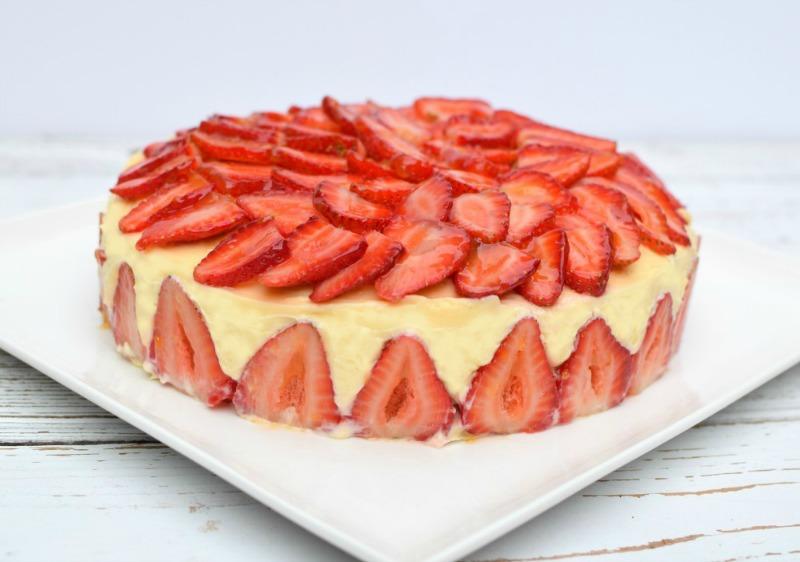 Fraisier Cake Recipe