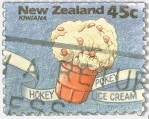 hokey pokey ice cream