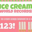 World Records for Ice Cream