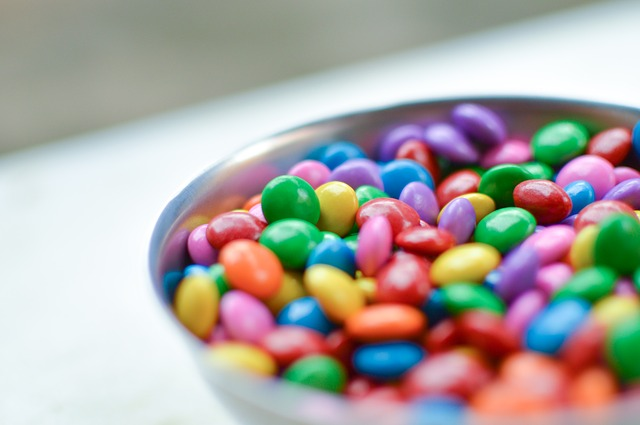 candy mix-ins