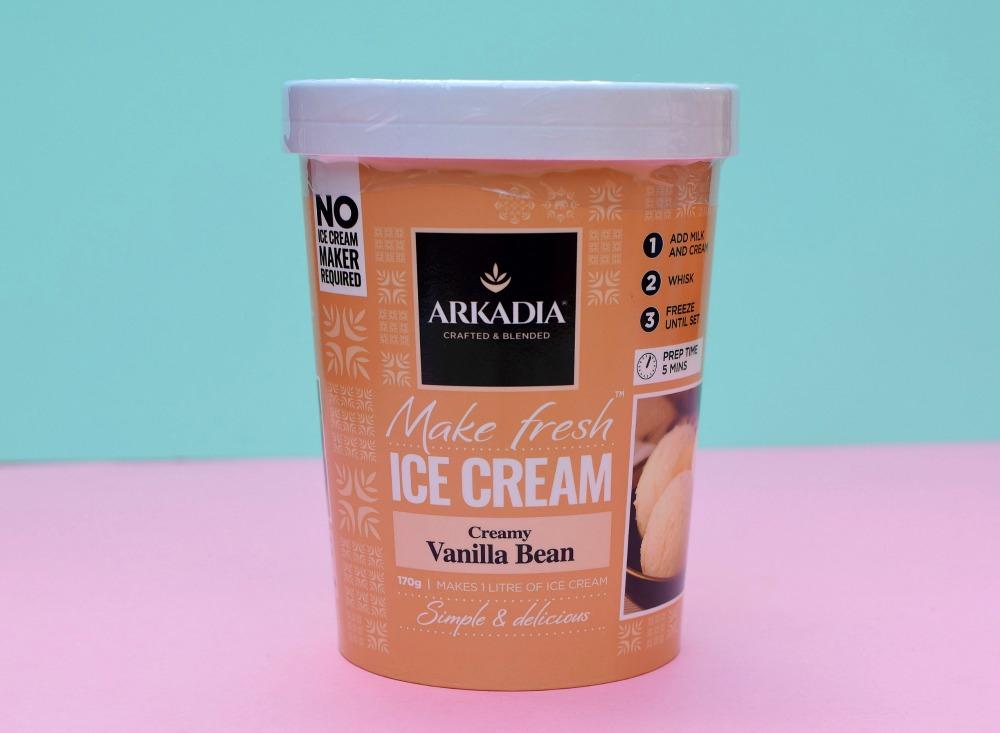 Arkadia Vanilla Bean