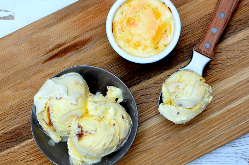 Creme Brulee Ice Cream recipe