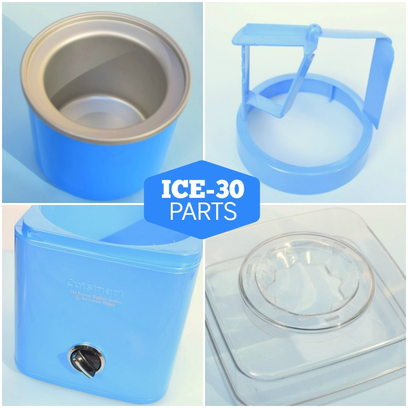 Cuisinart ICE-30 Parts