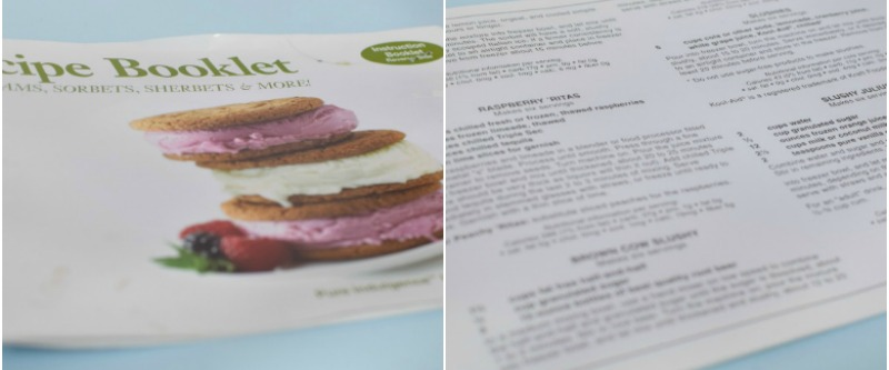 Cuisinart Recipe Booklet