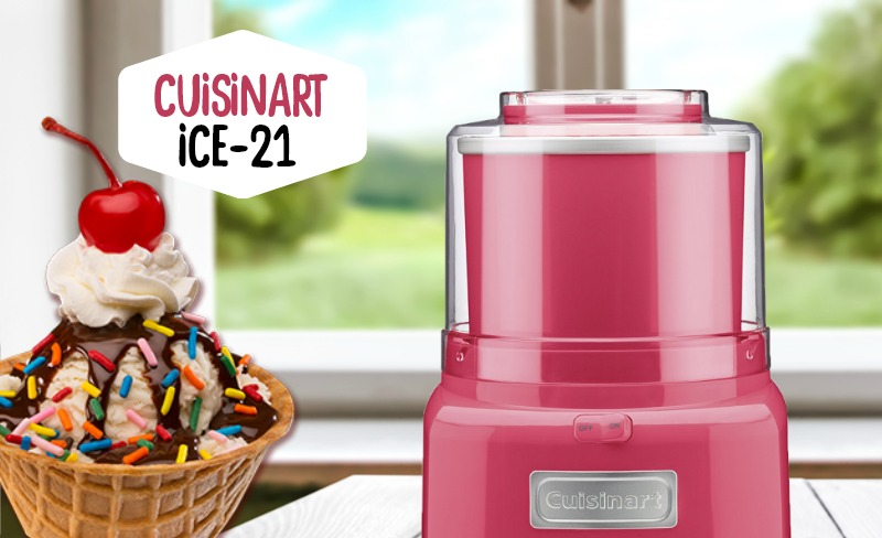 cuisinart ice-21 review