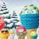 winter ice cream recipes