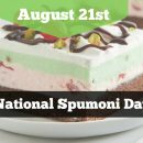 What is spumoni